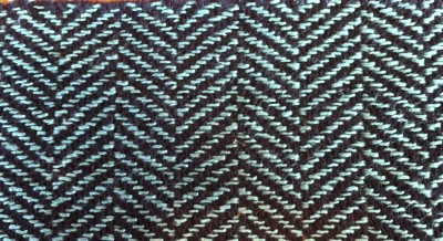 point twill in shetland and cotton